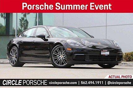 2017 Porsche Panamera for sale 100985818