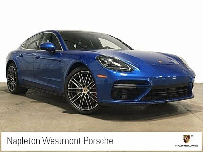 2017 Porsche Panamera Turbo for sale 101009539