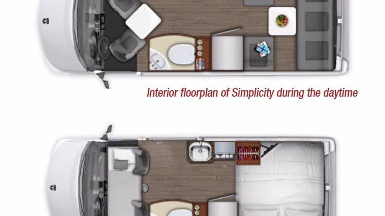 2017 Roadtrek Simplicity for sale 300156259