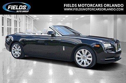 2017 Rolls-Royce Dawn for sale 100795833