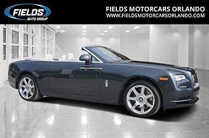 2017 Rolls-Royce Dawn for sale 100833350