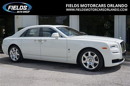 2017 Rolls-Royce Ghost UNAVAIL for sale 100795832