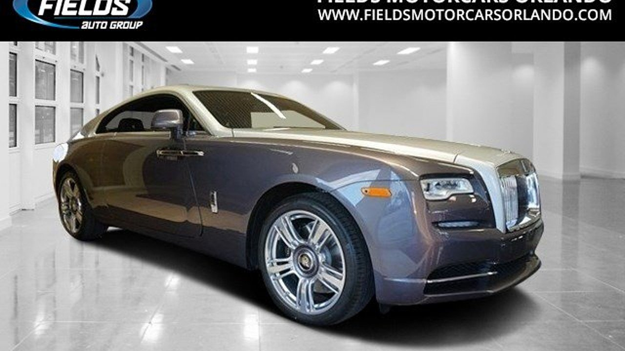 2017 Rolls-Royce Wraith for sale 100839277