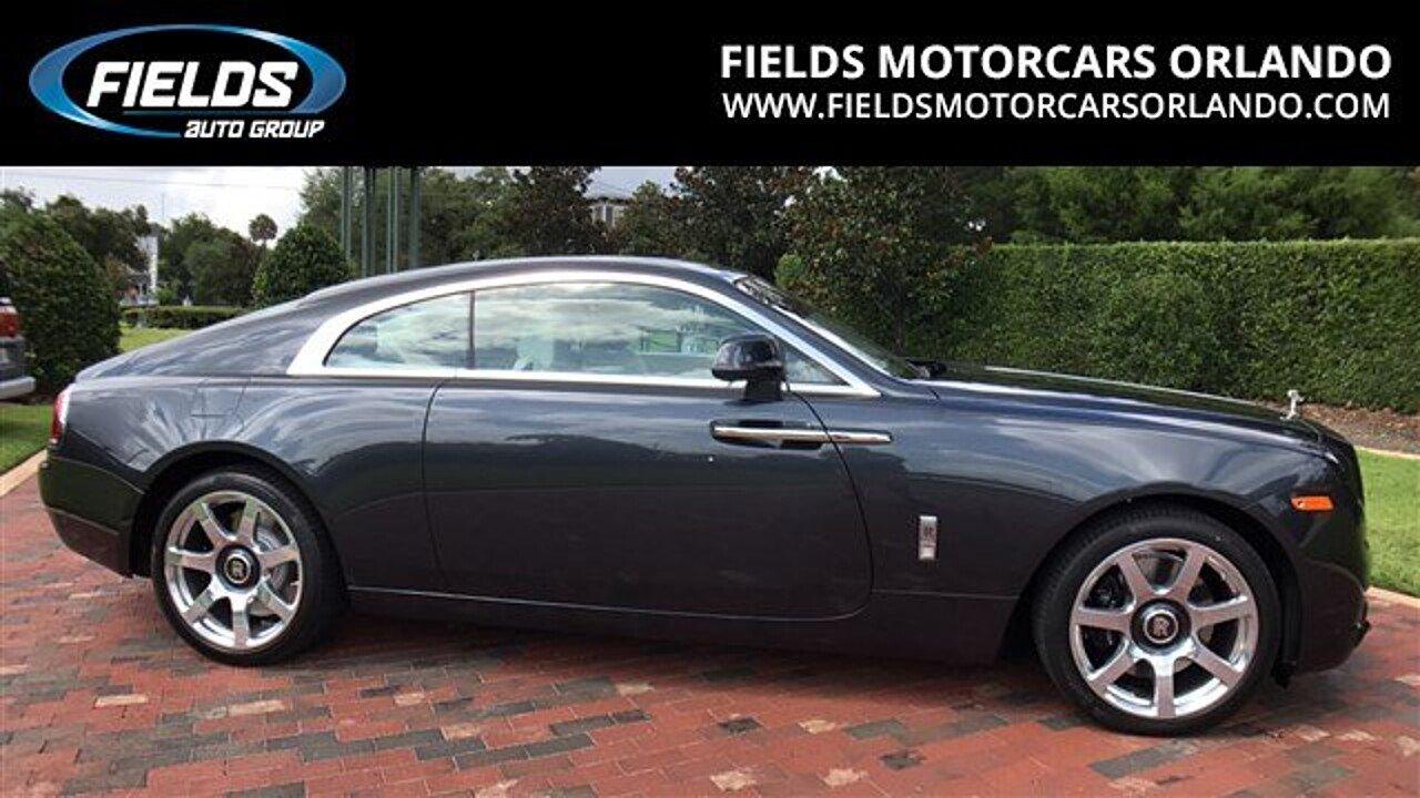 2017 Rolls-Royce Wraith for sale 100870013