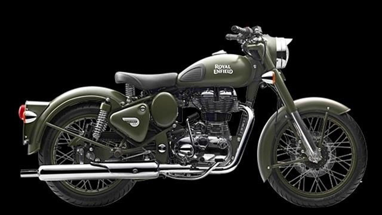 2017 Royal Enfield Classic 500 for sale 200412353