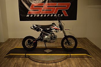 2017 SSR SR125 for sale 200500543