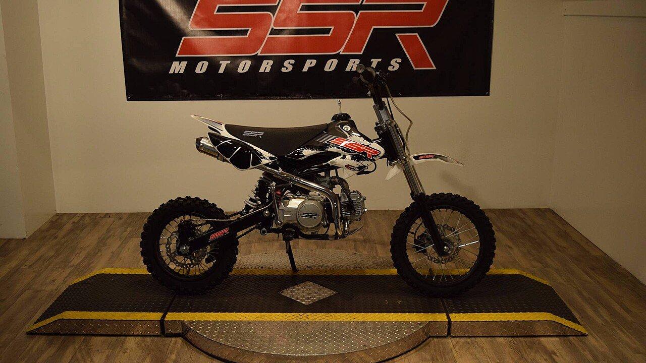 2017 SSR SR125 for sale 200500543