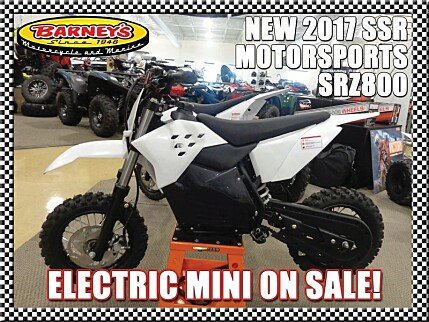 2017 SSR SRZ800 for sale 200600441