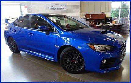 2017 Subaru WRX STI for sale 101032994