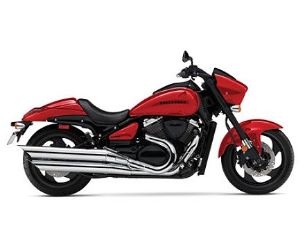 2017 Suzuki Boulevard 1500 for sale 200421658