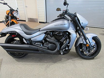 2017 Suzuki Boulevard 1800 M109R B.O.S.S. for sale 200475462
