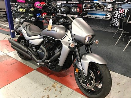 2017 Suzuki Boulevard 1800 M109R B.O.S.S. for sale 200576006