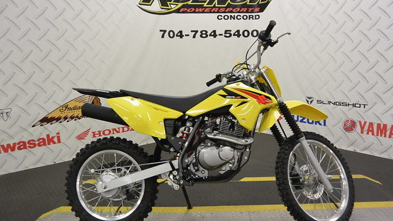 2017 Suzuki DR-Z125L for sale 200440227