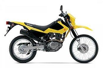 2017 Suzuki DR-Z125L for sale 200584660
