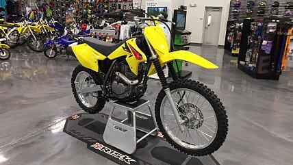 2017 Suzuki DR-Z125L for sale 200442315