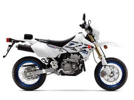 2017 Suzuki DR-Z400SM for sale 200390514
