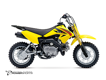 2017 Suzuki DR-Z70 for sale 200394785