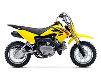 2017 Suzuki DR-Z70 for sale 200394837
