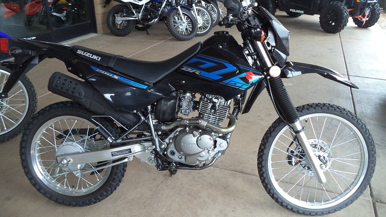 2017 Suzuki DR200S for sale 200405349