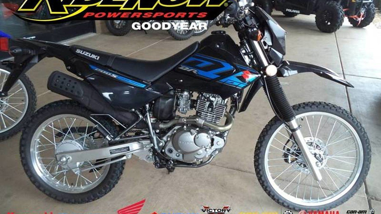 2017 Suzuki DR200S for sale 200405349