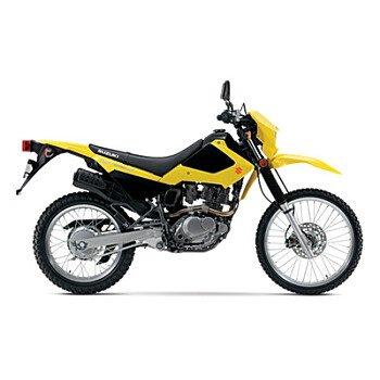 2017 Suzuki DR200S for sale 200432181