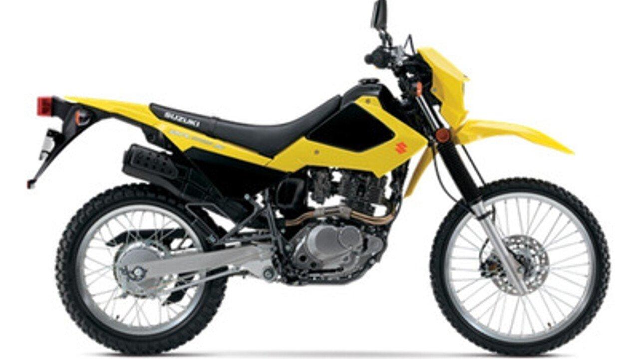 2017 Suzuki DR200S for sale 200532247