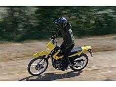 2017 Suzuki DR200S for sale 200456554