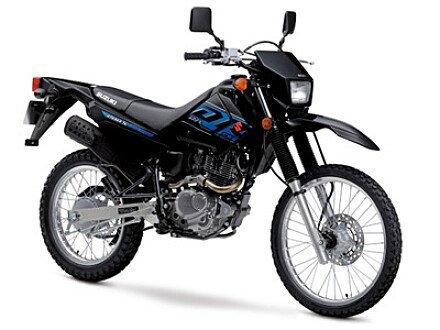 2017 Suzuki DR200S for sale 200532249