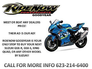 2017 Suzuki GSX-R1000 for sale 200405437