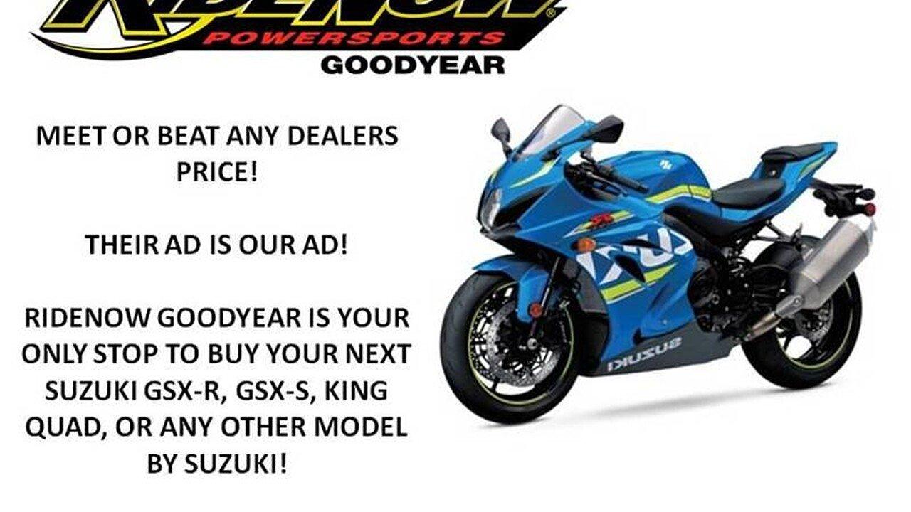2017 Suzuki GSX-R1000 for sale 200405437