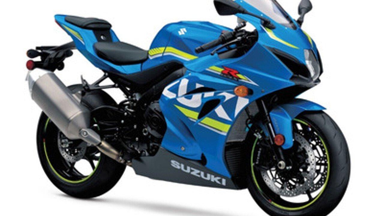 2017 Suzuki GSX-R1000 for sale 200422210