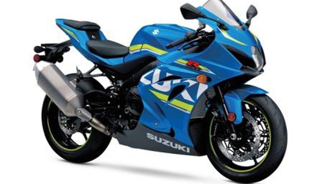 2017 Suzuki GSX-R1000 for sale 200489990