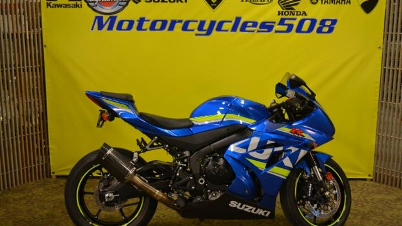 2017 Suzuki GSX-R1000 for sale 200520994