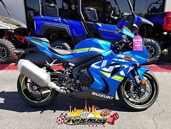2017 Suzuki GSX-R1000 for sale 200590500