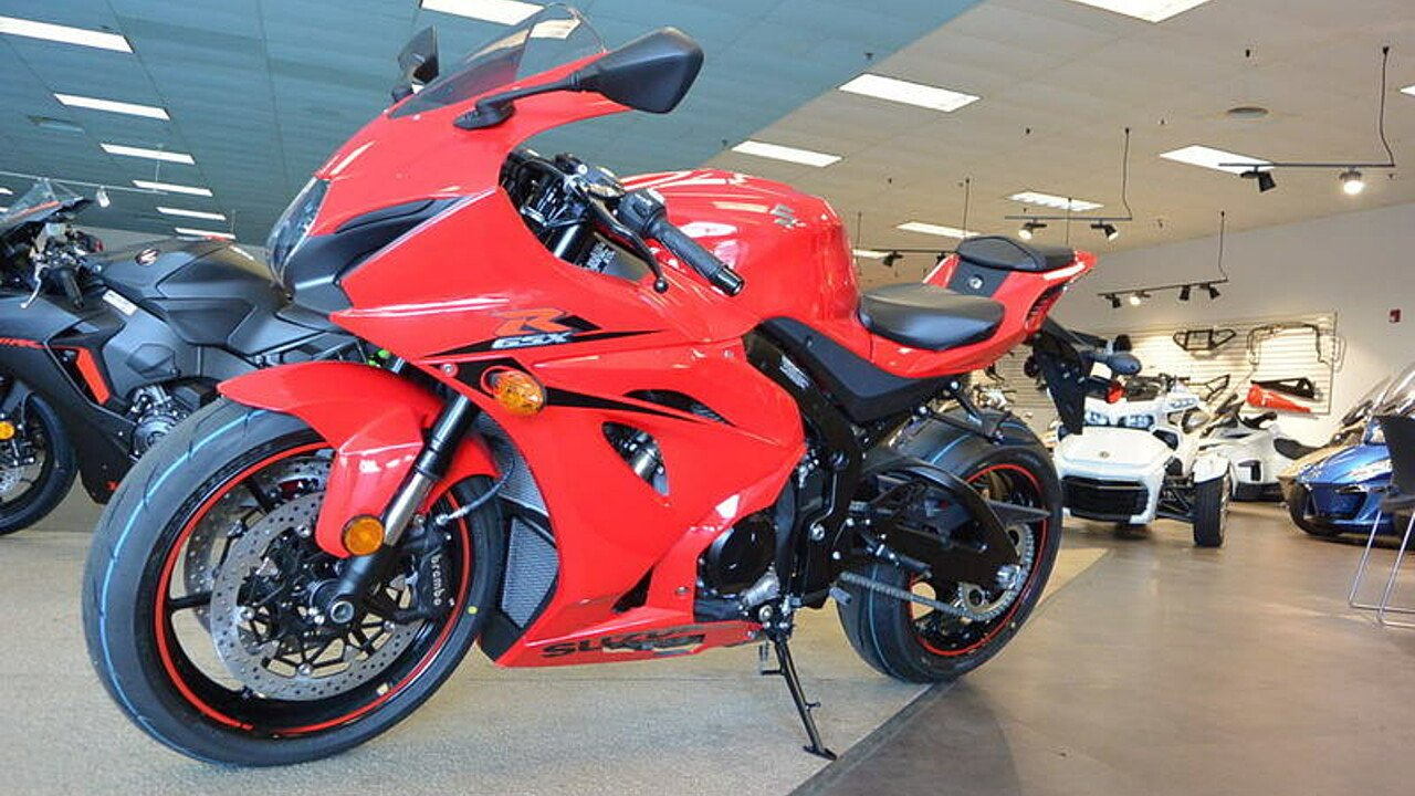2017 Suzuki GSX-R1000 for sale 200599684