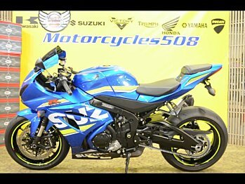 2017 Suzuki GSX-R1000 for sale 200610286