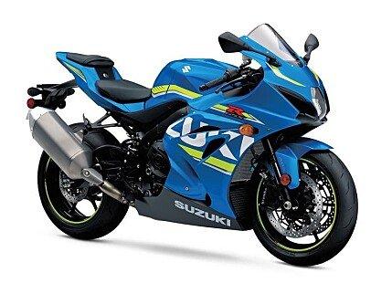 2017 Suzuki GSX-R1000 for sale 200510661