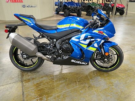 2017 Suzuki GSX-R1000 for sale 200596061