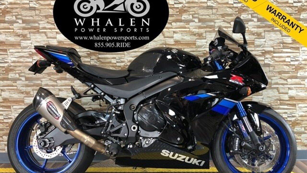 2017 Suzuki GSX-R1000R for sale 200585345