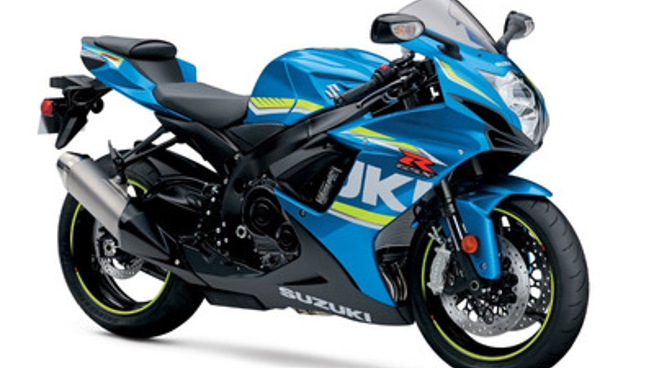 2017 Suzuki GSX-R600 for sale 200422077