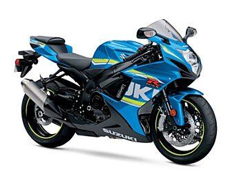 2017 Suzuki GSX-R600 for sale 200422214