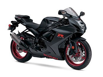 2017 Suzuki GSX-R600 for sale 200432415