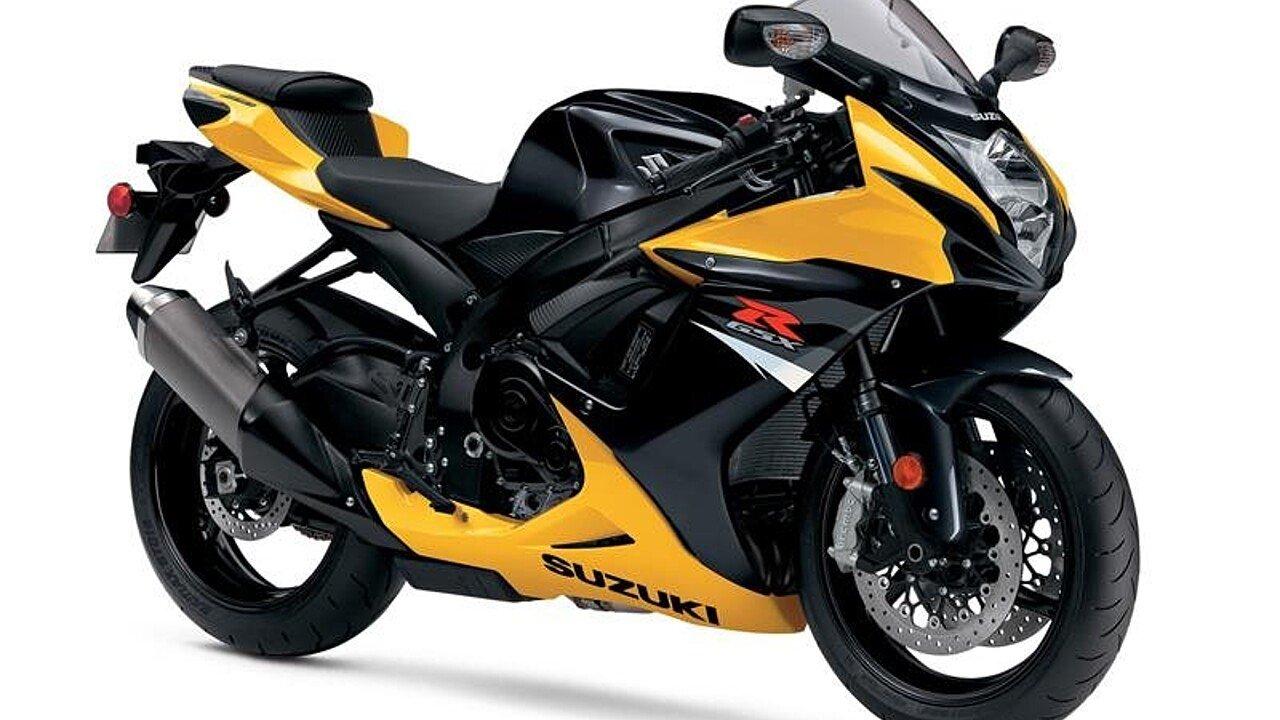 2017 Suzuki GSX-R600 for sale 200439007