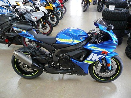 2017 Suzuki GSX-R600 for sale 200448489