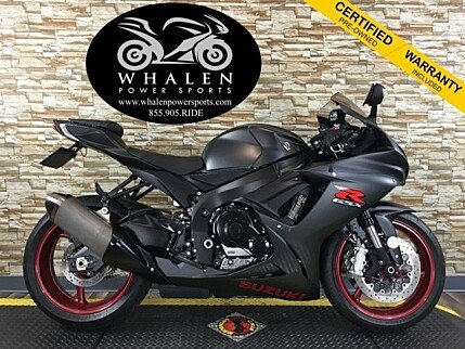 2017 Suzuki GSX-R600 for sale 200494885