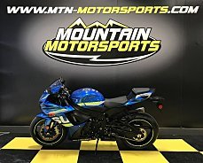 2017 Suzuki GSX-R600 for sale 200537989