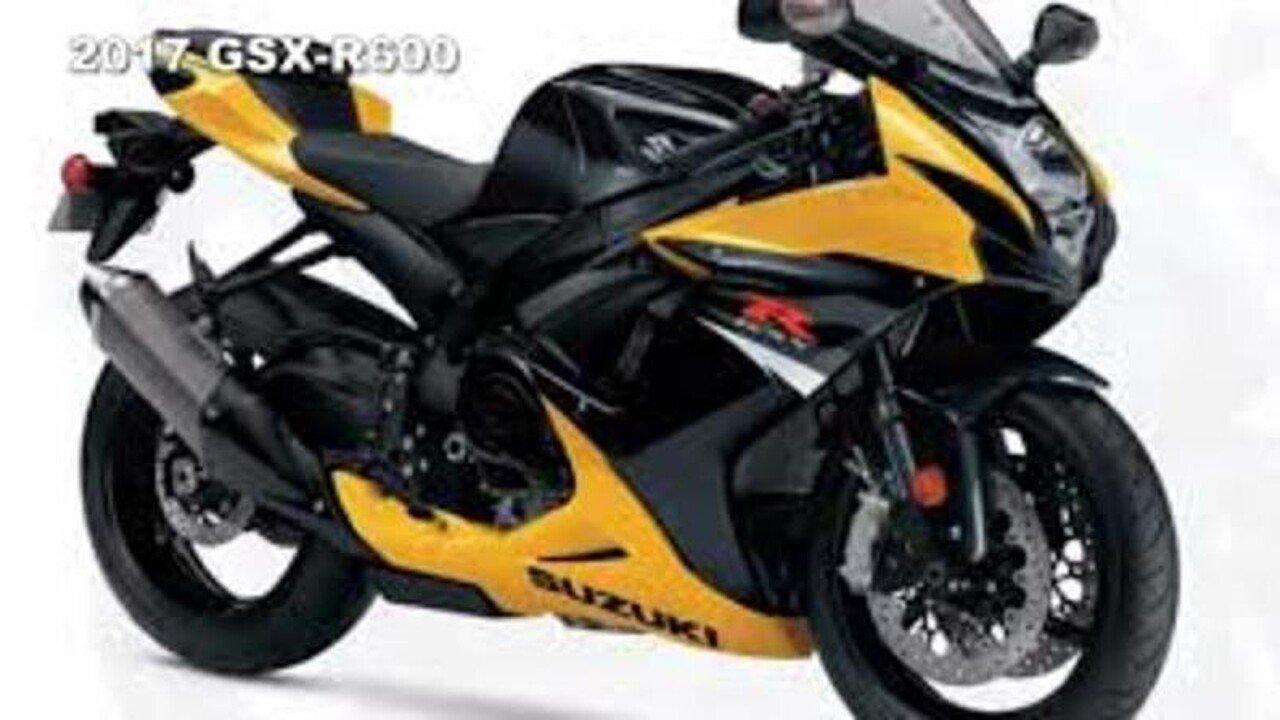 2017 Suzuki GSX-R750 for sale 200498479