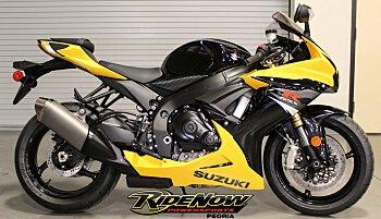 2017 Suzuki GSX-R750 for sale 200566699