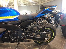 2017 Suzuki GSX-R750 for sale 200424325