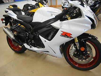 2017 Suzuki GSX-R750 for sale 200448349